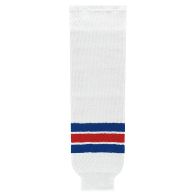 HS630-313 New York Rangers Hockey Socks