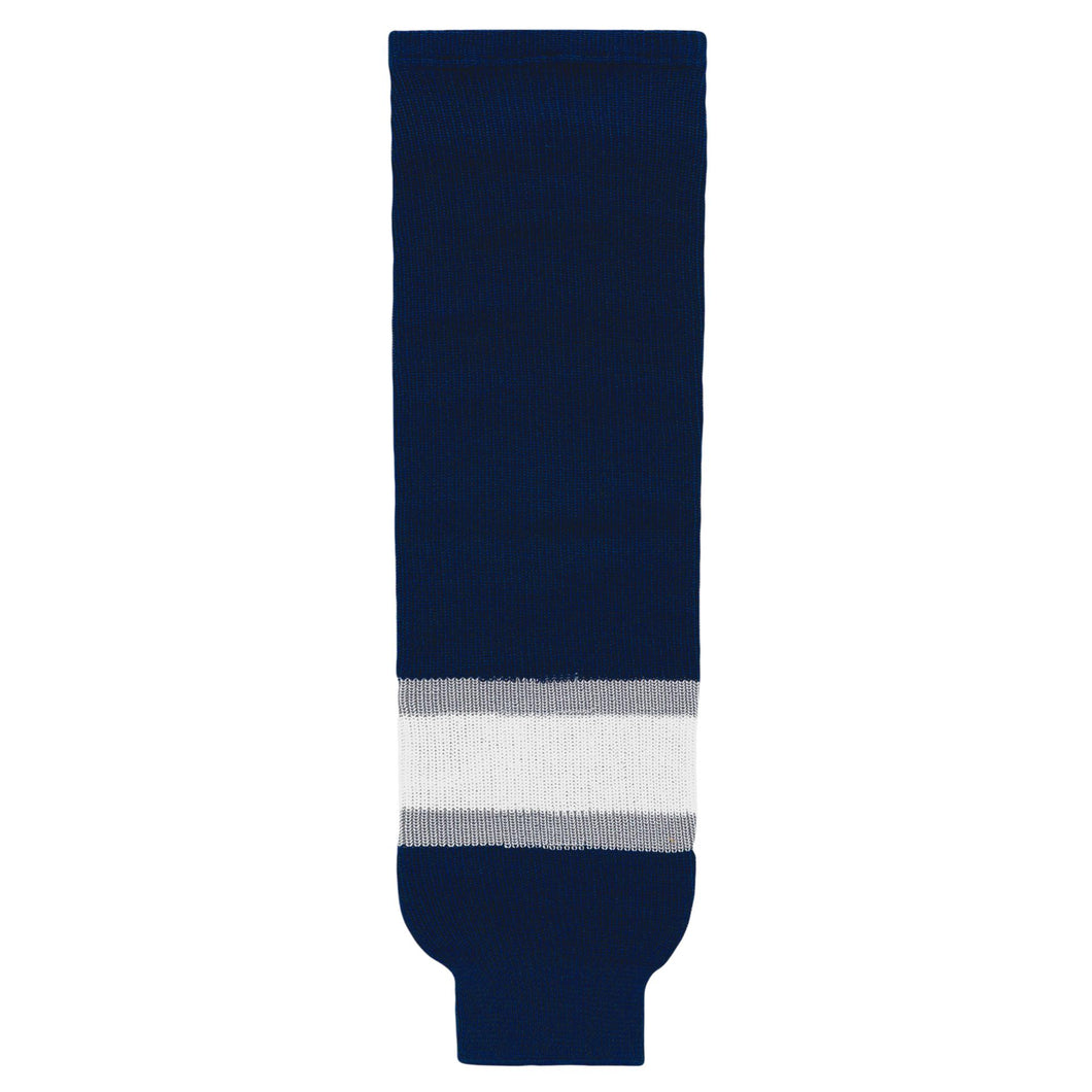 HS630-370 Edmonton Oilers Hockey Socks