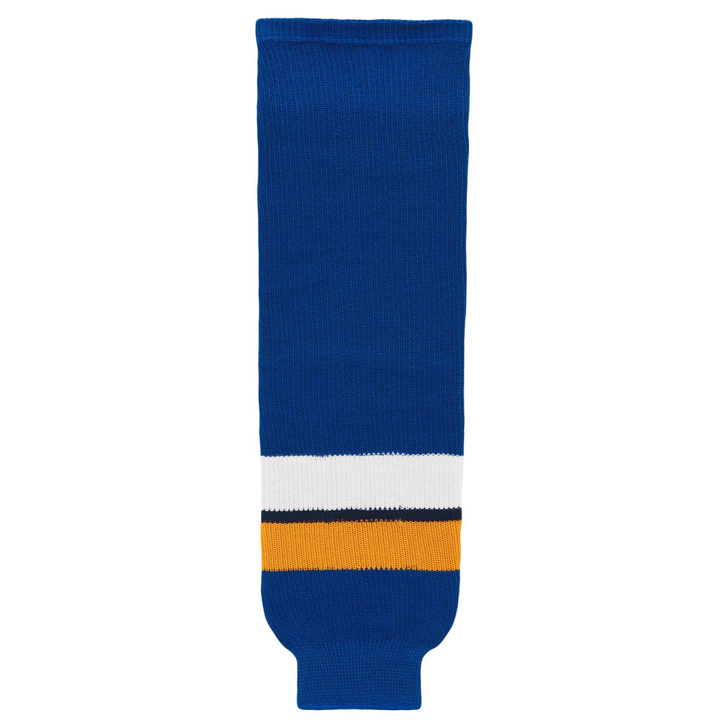 HS630-448 St. Louis Blues Hockey Socks
