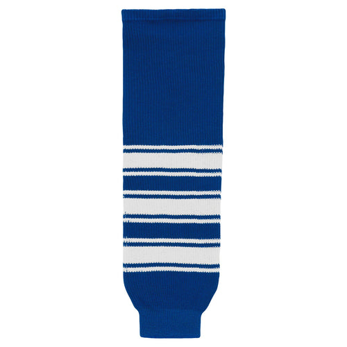 HS630-504 Toronto Maple Leafs Hockey Socks