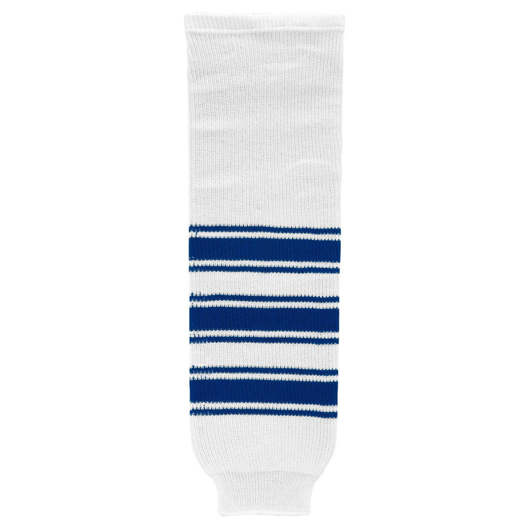 HS630-505 Toronto Maple Leafs Hockey Socks
