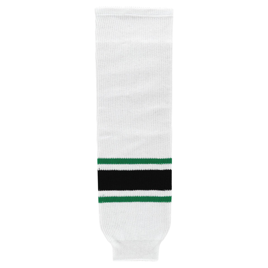 HS630-507 Dallas Stars Hockey Socks