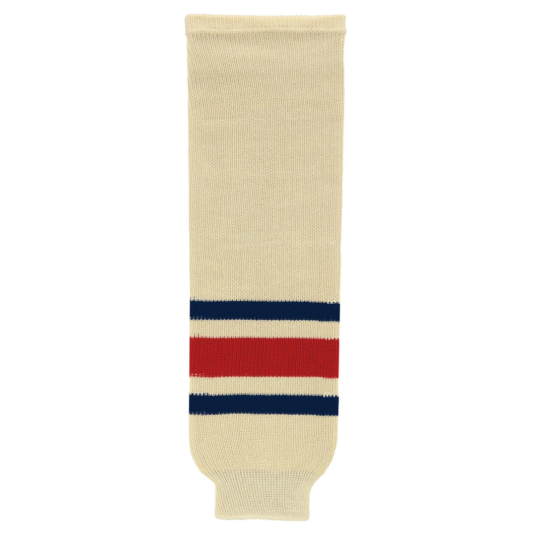 HS630-513 New York Rangers Hockey Socks