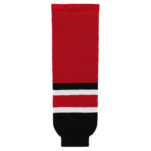 HS630-532 Carolina Hurricanes Hockey Socks