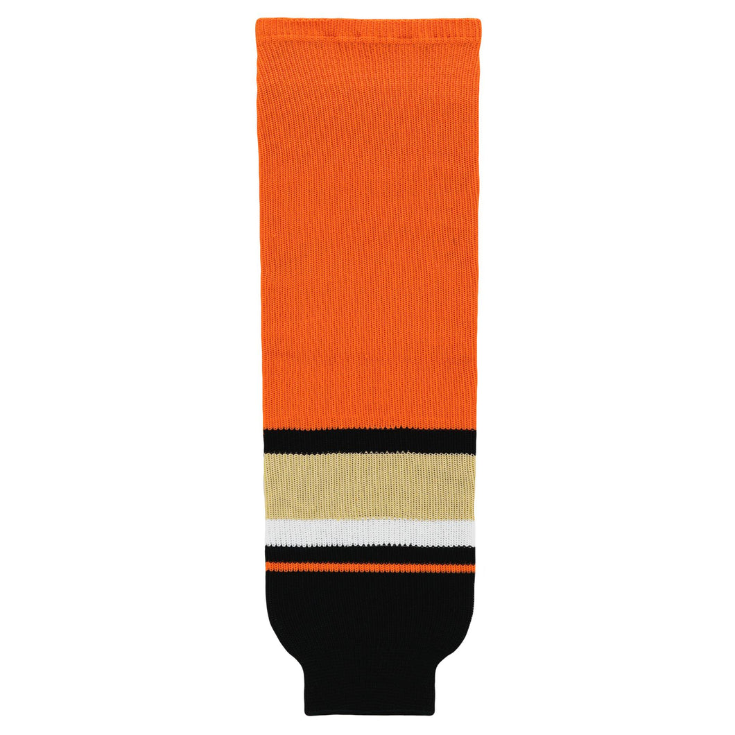 HS630-538 Anaheim Ducks Hockey Socks