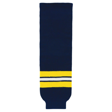 HS630-589 University of Michigan Hockey Socks