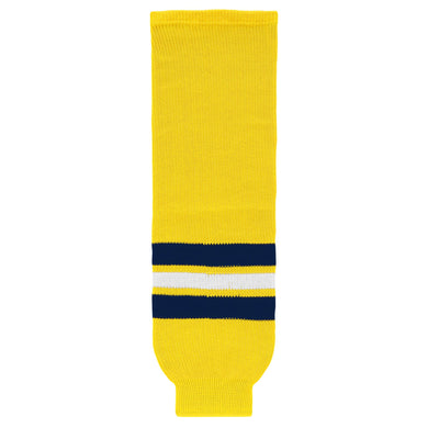 HS630-590 University of Michigan Hockey Socks
