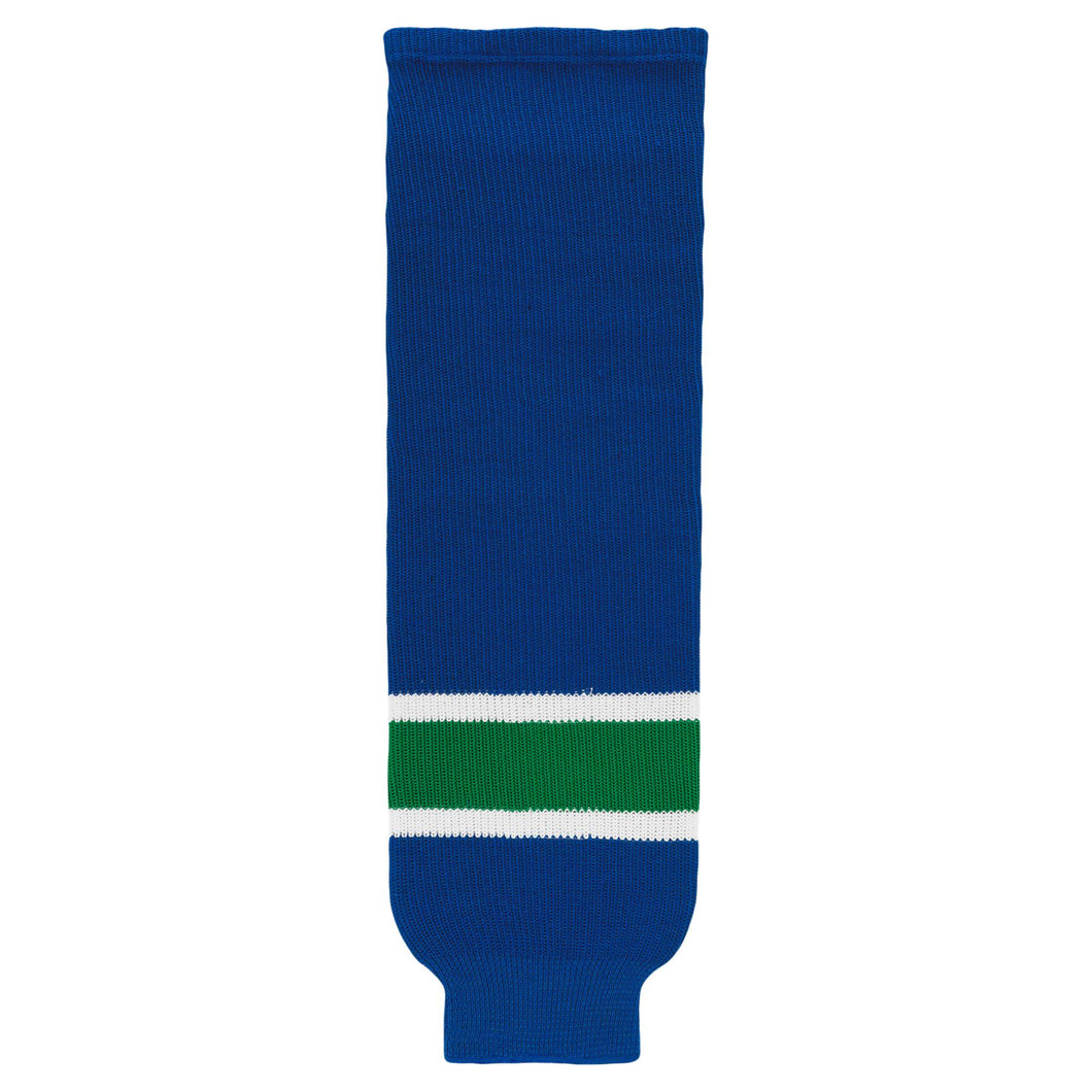 HS630-622 Vancouver Canucks Hockey Socks