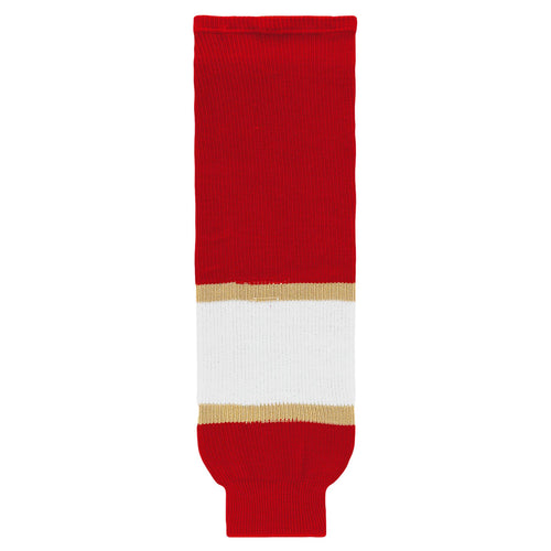 HS630-668 Florida Panthers Hockey Socks