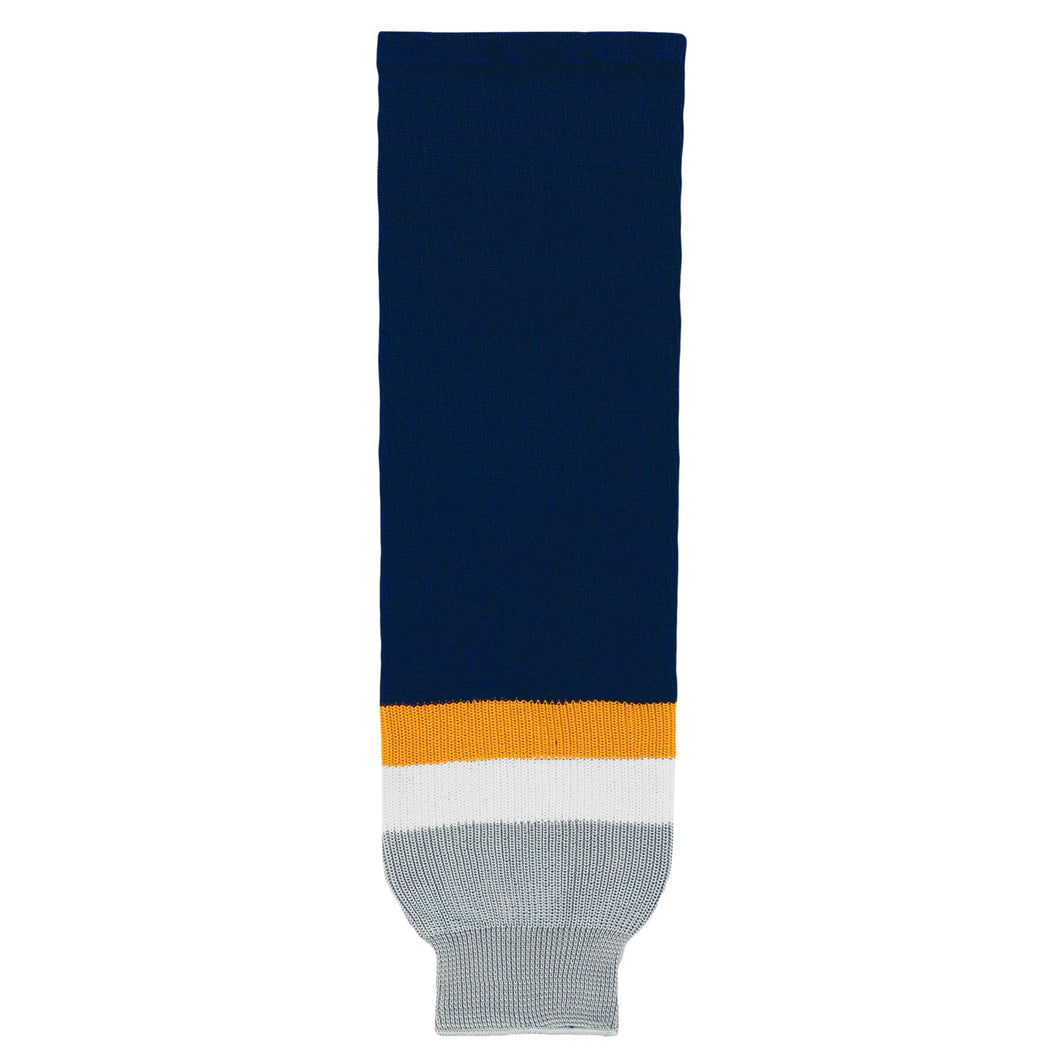 HS630-671 Nashville Predators Hockey Socks