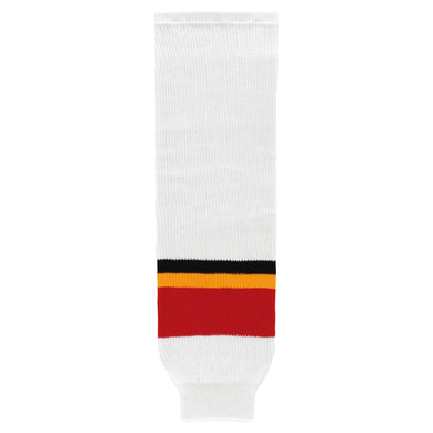 HS630-682 Calgary Flames Hockey Socks