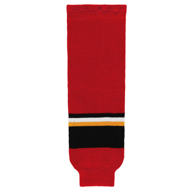HS630-683 Calgary Flames Hockey Socks