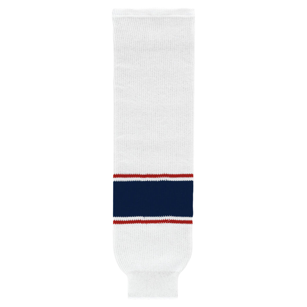 HS630-689 Columbus Blue Jackets Hockey Socks