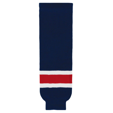 HS630-690 Columbus Blue Jackets Hockey Socks