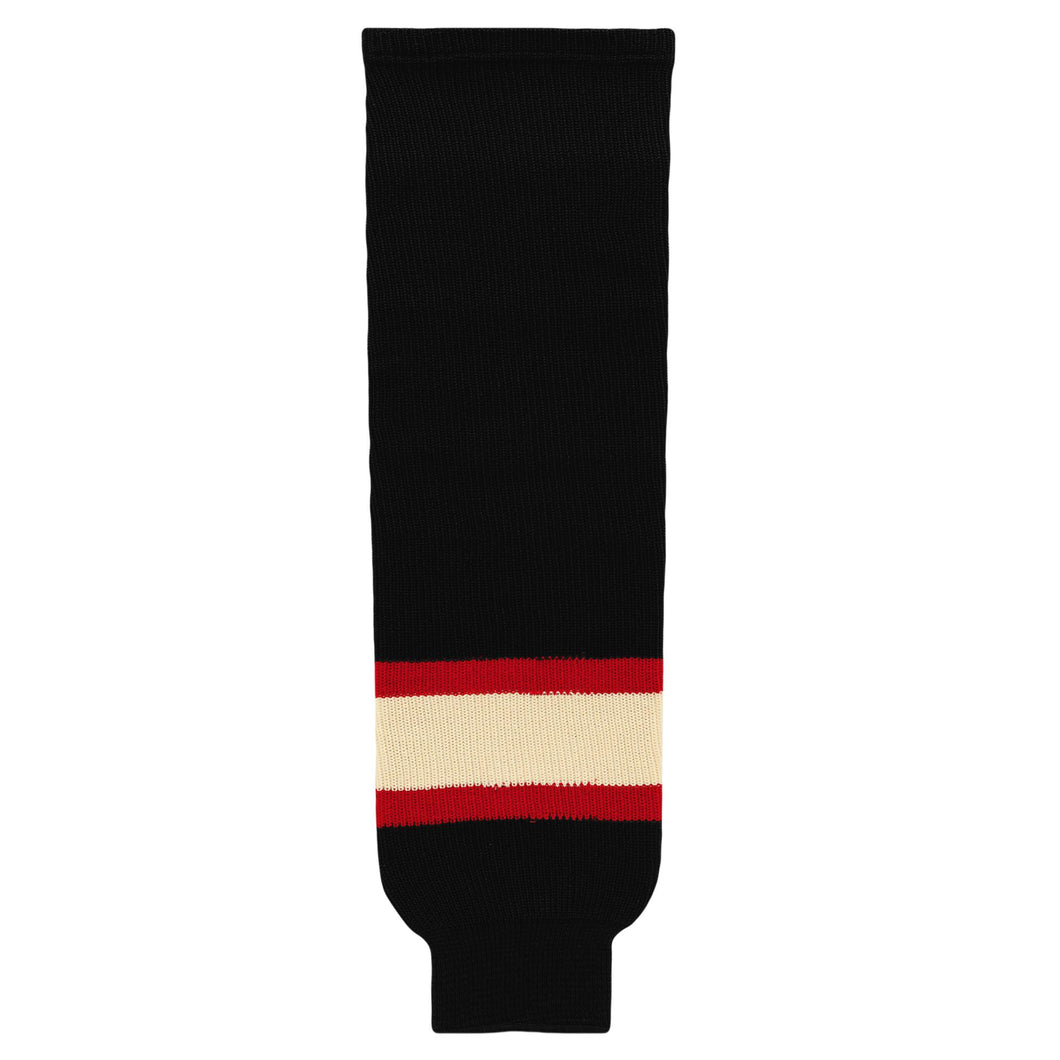 HS630-715 Chicago Blackhawks Hockey Socks