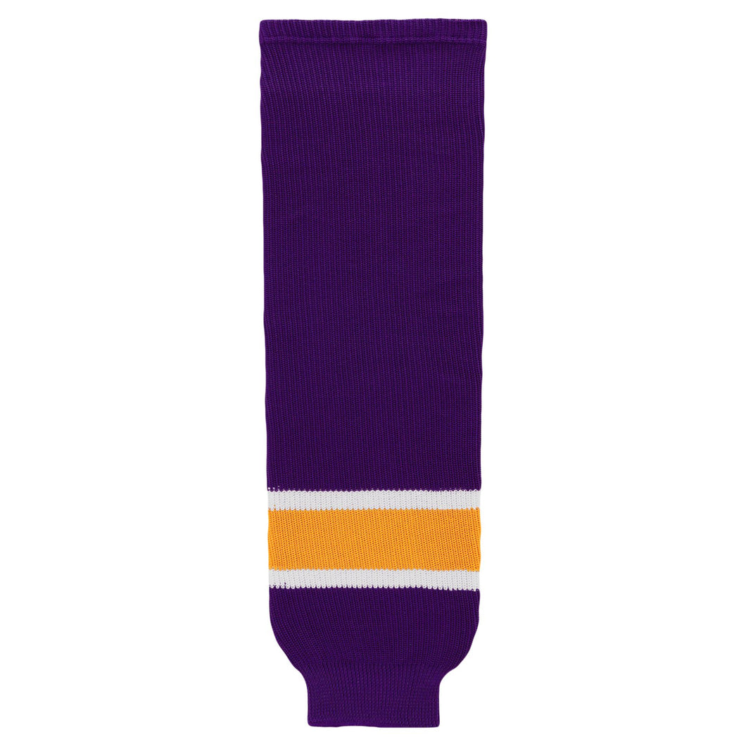 HS630-751 Los Angeles Kings Hockey Socks