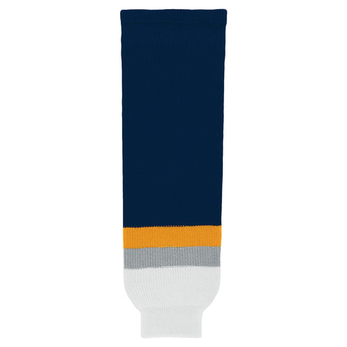 HS630-801 Buffalo Sabres Hockey Socks