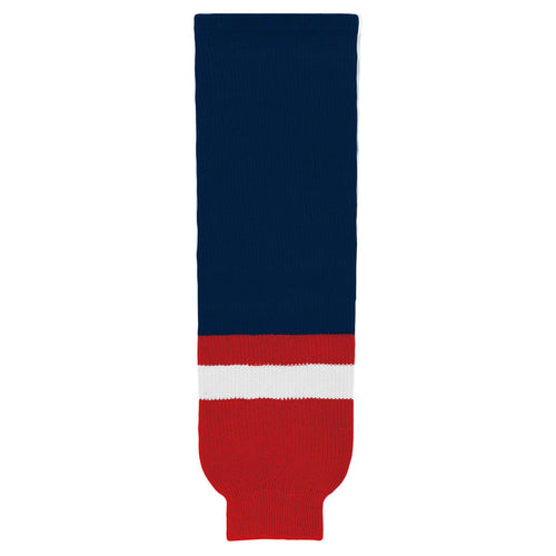 HS630-806 Washington Capitals Hockey Socks