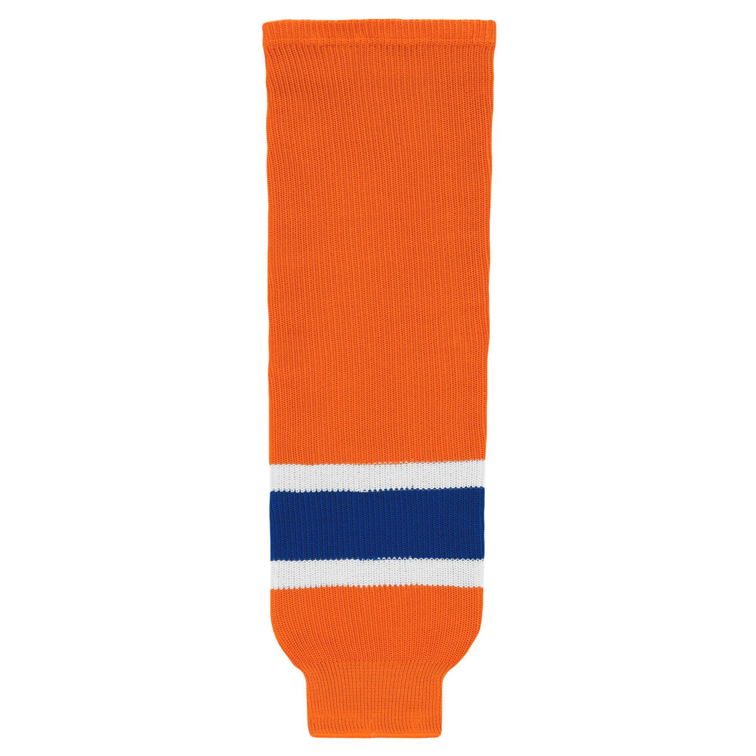 HS630-819 Edmonton Oilers Hockey Socks