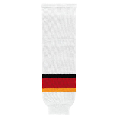 HS630-882 Calgary Flames Hockey Socks