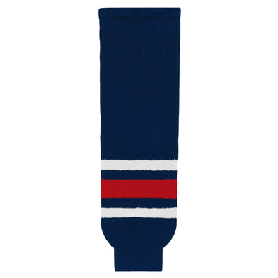 HS630-890 Columbus Blue Jackets Hockey Socks