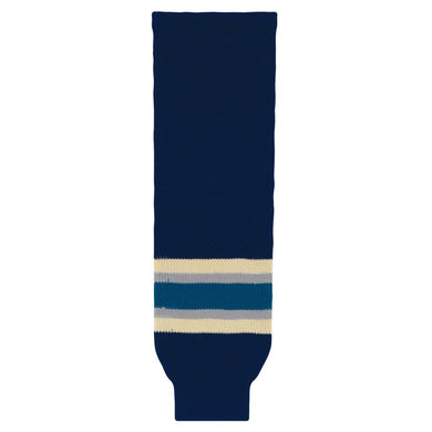 HS630-892 Columbus Blue Jackets Hockey Socks