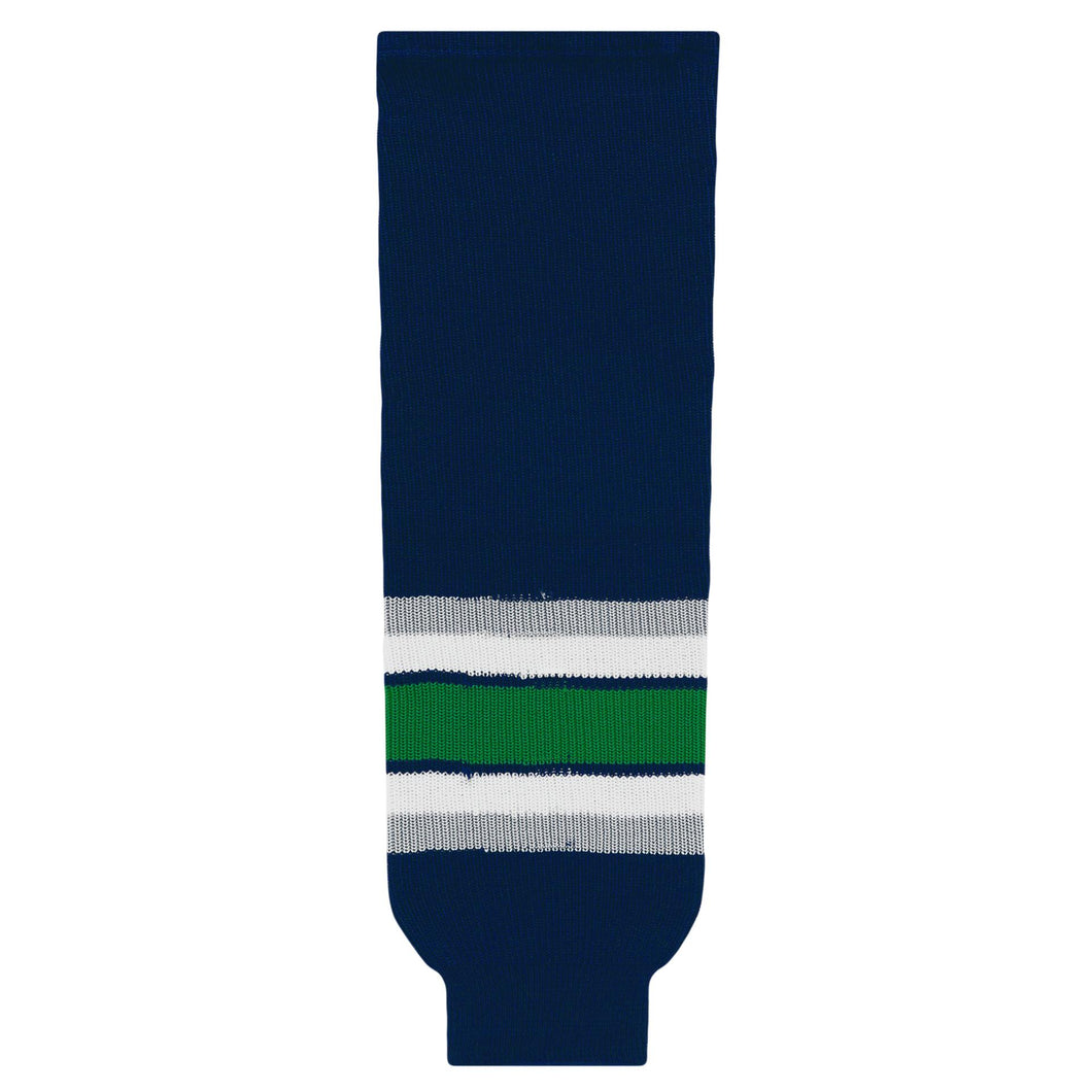 HS630-943 Hartford Whalers Hockey Socks