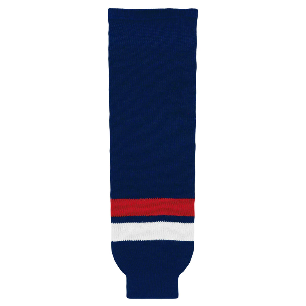 HS630-980 Team USA Hockey Socks