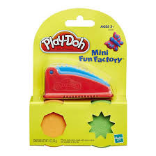 Hasbro Play Doh Plastilina Mini Fun Factory Infantil
