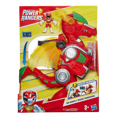 PGR PSH L&S RED DRAGON ZORD