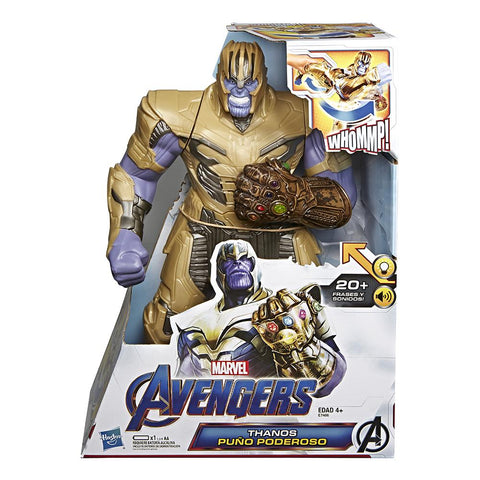AVN THANOS FEATURE FIGURE