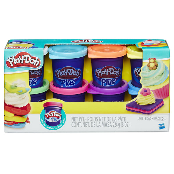 Hasbro Play Doh Plus Variety Pack Plastilina Infantil Plus