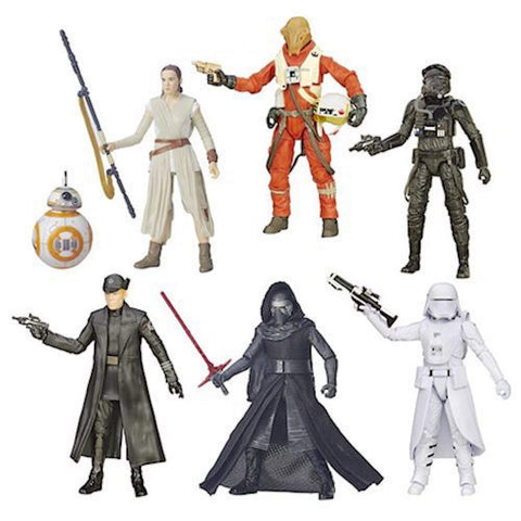 Hasbro Star Wars Figura The Black Series Assortment 6 Pulg.