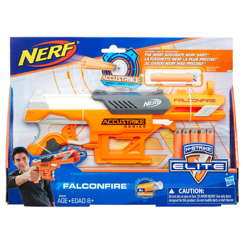 Hasbro Nerf N-Strike Elite AccuStrike Series FalconFire