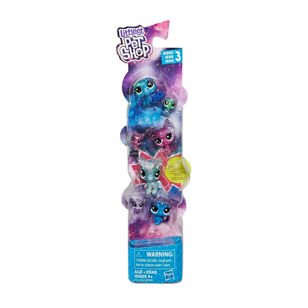 Colección Cósmica Littlest Pet Shop Assortment Hasbro