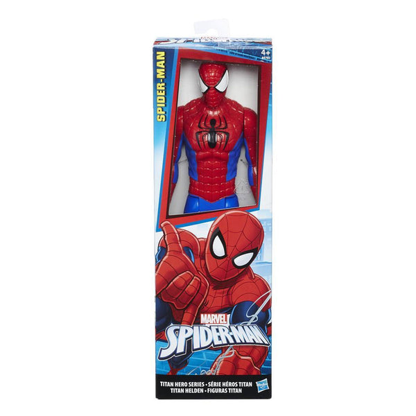 Figura de Acción SpiderMan Titan Hero Series Marvel Hasbro