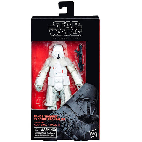 Hasbro Star Wars Figura Vesta Guard The Black Series 6 Pulg.