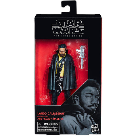 Hasbro Star Wars Figura Hermes 6 Pulgadas The Black Series