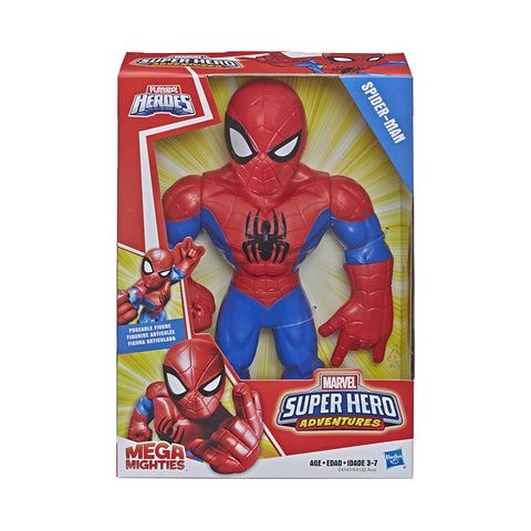 Figura Spiderman Mega Mighties Playskool Heroes Hasbro
