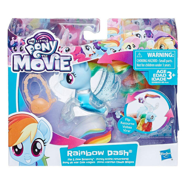 Figura Pony Cola Mágica 3 Pulg My Little Pony Assort Hasbro