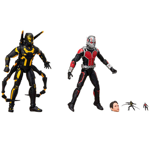Figura Coleccionable Acción Marvel MCU 10TH AMN1 Hasbro