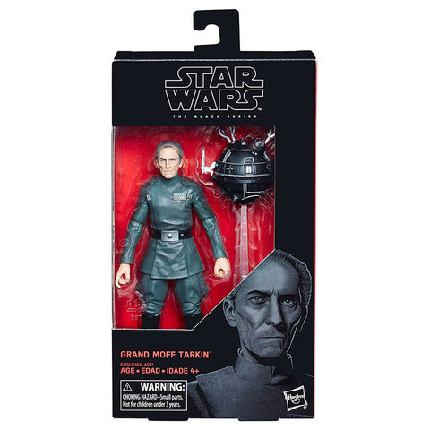 Figura Grand Moff Tarkin 6 Pulg The Black Series Hasbro