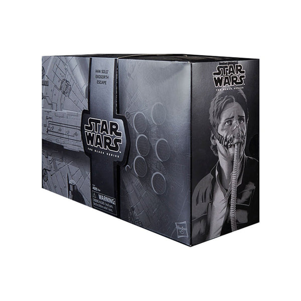 Figura Acción Star Wars Han Exogort Escape Hasbro