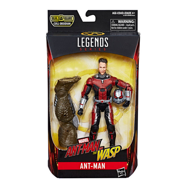 Figura Ant Man 6 Pulgadas Ant-Man & The Wasp Marvel Hasbro