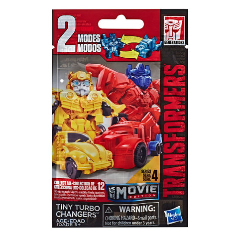 Figuras Accion Transformers Turbo Chargers Assortment Hasbro