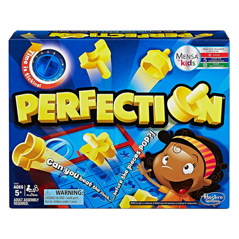 Juego De Mesa Destreza Perfection Original Hasbro Gaming