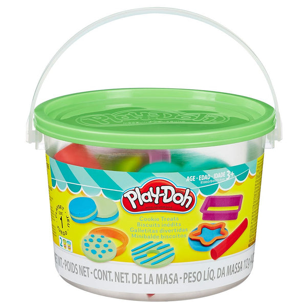 Mini Cubeta Shoppe de Sweet Plaype PlayDoh Assortment Hasbro