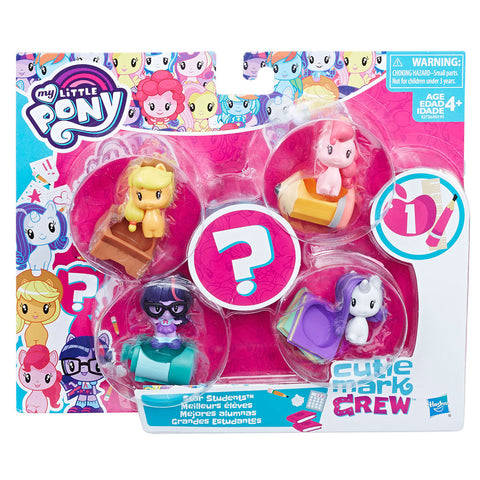 Paquete My Little Pony Cutie Mark Crew Assortment Hasbro