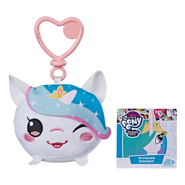 Mini Peluche Clip My Little Pony Assortment Hasbro