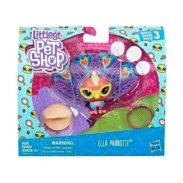 Set Juego Littlest Pet Shop Premium Assorted Hasbro Gaming